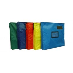 Pochette navette bleu