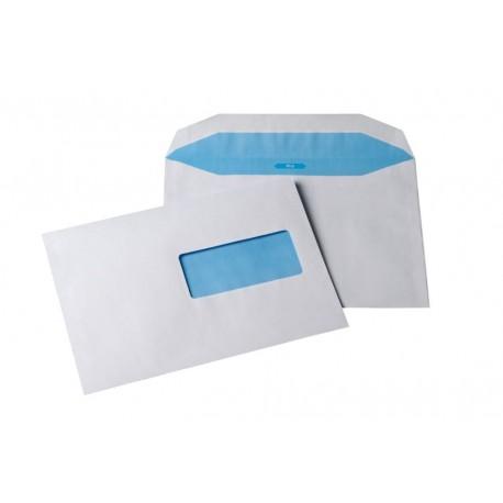 Enveloppe Fenêtre 45x100 Mm C5 Mécanisable Pour Machine à Affranchir
