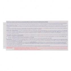 Recommandés manuel personnalisés avec accusé de réception