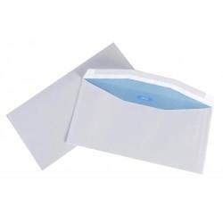 Enveloppe C5/C6 mécanisable pour machine à affranchir 114x229 sans fenêtre