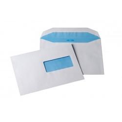 Enveloppe C5 mécanisable pour machine à affranchir 162x229 avec fenêtre